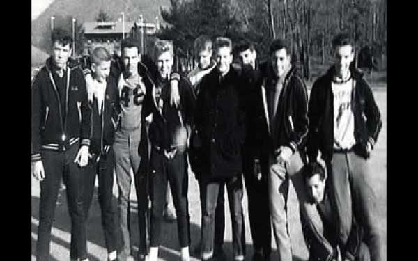 Beta Chi Chapter 1962 - Annual Bear Mt. Trip