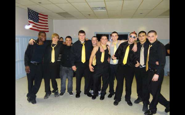 Beta Pi Chapter Brothers 2011