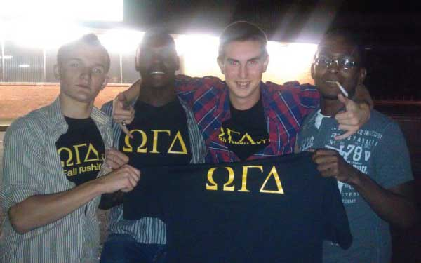 Chi Alpha Chapter Brothers 2011