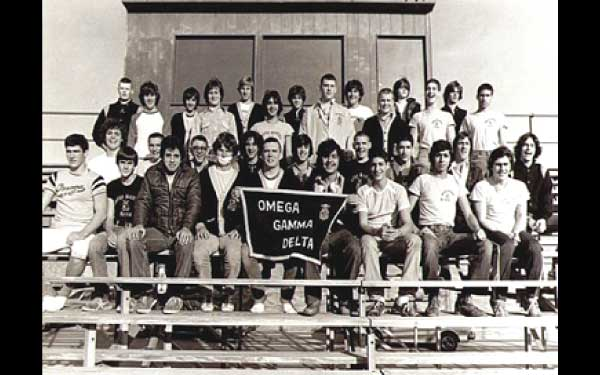 Delta Psi Chapter 1980