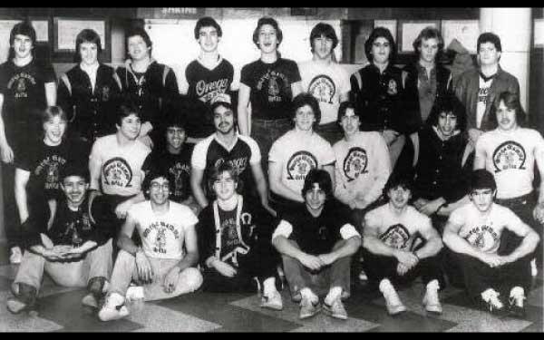 Tau Zeta Chapter 1979