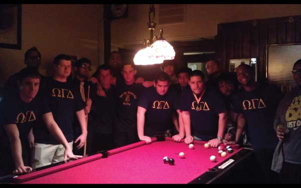 Chi Beta Chapter 2012