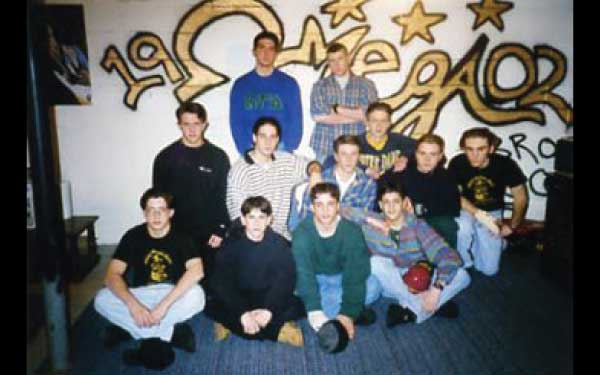 Beta Chapter 1995