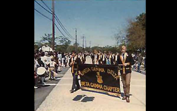 Beta Gamma Chapter Memorial Day Parade 1971