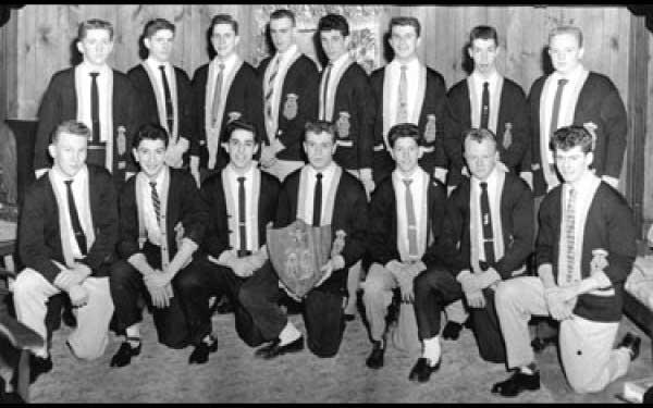 Beta Gamma Chapter 1950's