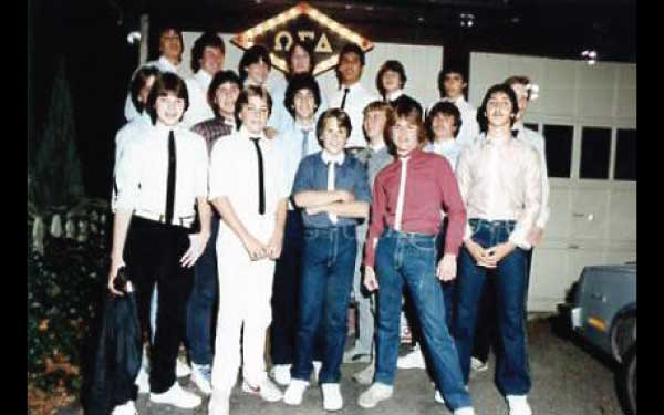 Alpha Phi Chapter 1985