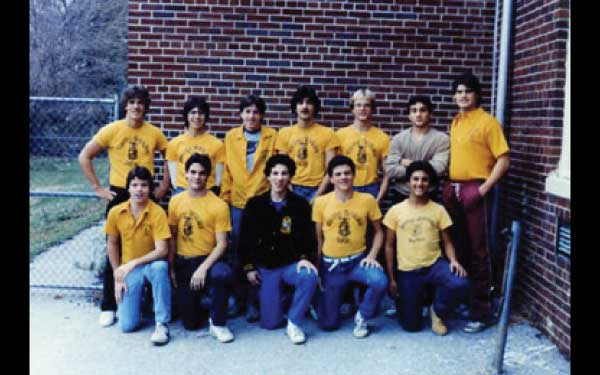 Alpha Phi Chapter 1984